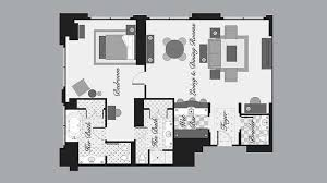 Excalibur Suite Floor Plan Penthouse Suite Bellagio Las Vegas Bellagio Hotel U0026 Casino