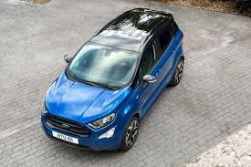 2018 ford ecosport revealed