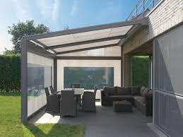 tettoie per terrazze pergole e tettoie da giardino in vetro