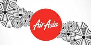 airasia logo hot meals boarding on airasia zest the soshal network