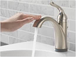 touch faucets kitchen touchless faucet home design by