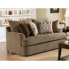simmons upholstery elan sofa hayneedle