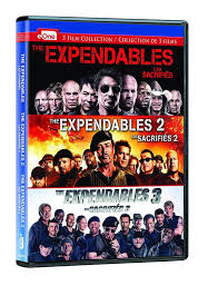 the expendables 1 2 3 triple feature dvd movie set region 1 action