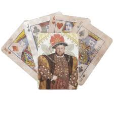 tudor cards zazzle