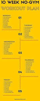 easy workout plans at home 10 week no gym home workout plan that is guaranteed to burn fat