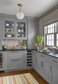 ideas for grey kitchen cabinets 20 kitchen cabinet refacing ideas in 2021 options to