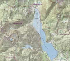 Pacific Crest Trail Washington Map by Cascade Crest 100 Course