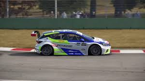 opel race car project cars 2 opel astra tcr race imola replay youtube