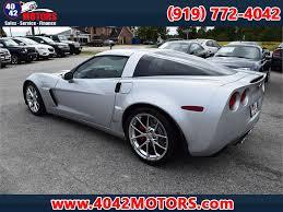 2009 chevy corvette 2009 chevrolet corvette z06 for sale in garner