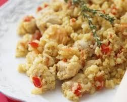comment cuisiner le quinoa recettes recette de quinoa au porc tomates et thym spécial cookeo