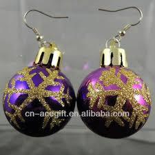 christmas earrings christmas earrings glow earrings china