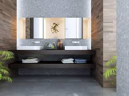 lovely bathroom mirror ideas decorating for contemporary apartment cool design of the contemporary bathroom vanities with brown wooden cabinets and double white sink ideas