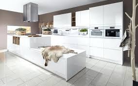 cuisine blanc brillant cuisine blanche laquace 99 exemples modernes et aclacgants cuisine