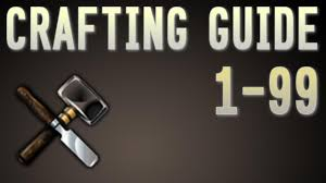 runescape 3 1 99 f2p p2p crafting training guide 2017 levelskip