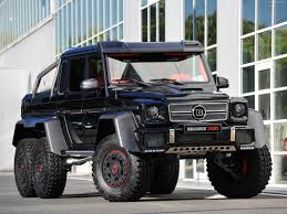 mercedes pickup truck 6x6 interior brabus b63s 700 6x6 2013 pictures information u0026 specs