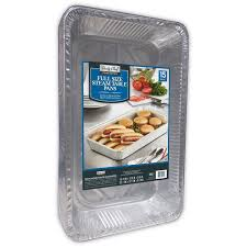 steam table pans for sale amazon com bakers chefs aluminum steam table pans 15ct