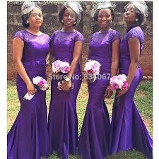 regency purple bridesmaid dresses regency purple mermaid bridesmaid dresses 2017 sleeves scoop