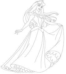 princess coloring pages 2008
