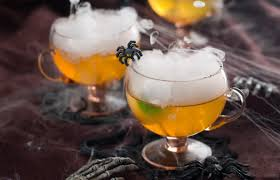 deliciously creepy cocktails for your halloween party
