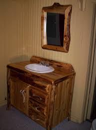 rustic bathroom cabinet mirror best bathroom decoration