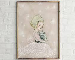 Prints For Kids Rooms by Girls Nursery Art Nursery Decor Children Wall Art