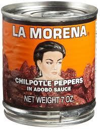 la morena chipotle in adobo amazon com grocery u0026 gourmet food