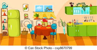 cuisine illustration kitchen illustrations and clipart 185 424 kitchen royalty free