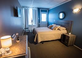 chambre lit chambre 1 lit à 2 places motel nanook