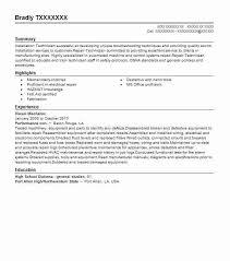 Diesel Technician Resume Best Diesel Mechanic Resume Example Livecareer