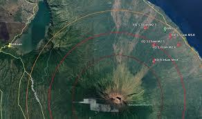earthquake bali 2017 latest news eruption of gunung mount agung volcano bali