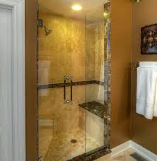 showers outstanding stand up shower units shower stalls with seat