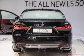 lexus luxe merk van lexus ls500h is officieel en live autoblog nl