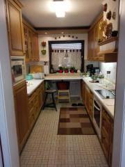 küche eiche hell große landhausküche küche front massiv eiche hell gebürstet in