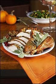 herb turkey recipes thanksgiving herb crusted roast butterflied turkey the washington post