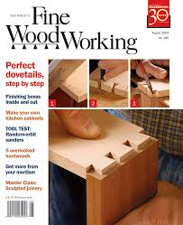 Fine Woodworking Magazine Subscription Discount by 185 U2013july Aug 2006 Finewoodworking