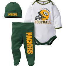 bay bay baby green bay packers baby clothes babyfans babyfans
