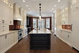 Rectangular Kitchen Ideas 53 Spacious