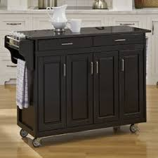 black granite kitchen island granite kitchen islands carts you ll wayfair