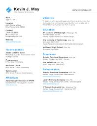 New Resume Template New Resume Resume Templates