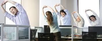 exercice au bureau série d exercices trés faciles 7 exercice physique au bureau