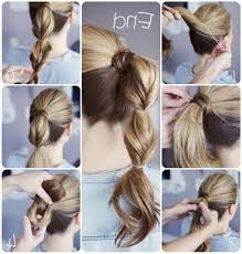 ponytail high volume hairstyles inspiration popular long