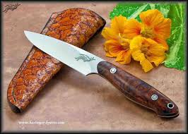 Kitchen Knives Canada Haslinger Custom Knives Handcrafted Knives