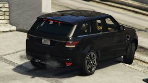 wrapped range rover sport range rover sport add on replace gta5 mods com