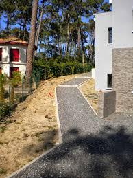 idee amenagement jardin devant maison quel revêtement choisir pour vos allées accès u0026 parking