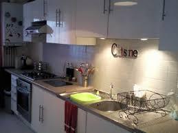 cuisine avec spot cuisine photo 1 4 vue avec spot