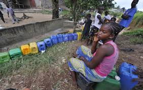 African Kid Meme Clean Water - girls do 62 of low status job fetching water in sub saharan