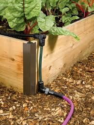 raised bed drip irrigation system snip n drip gardener u0027s supply