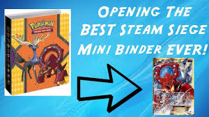 siege mini secret opening the best steam siege mini binder