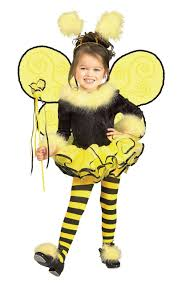 halloween clothes for toddler girls bumblee bee toddler child costume buycostumes com