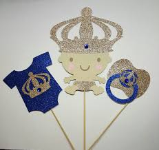 little prince centerpiece little prince diaper cake royal baby